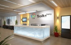 Дизайн офиса инвестиционной
