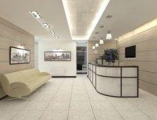 Проект офиса на Щукинской