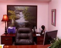 Офисный дизайн: классика и